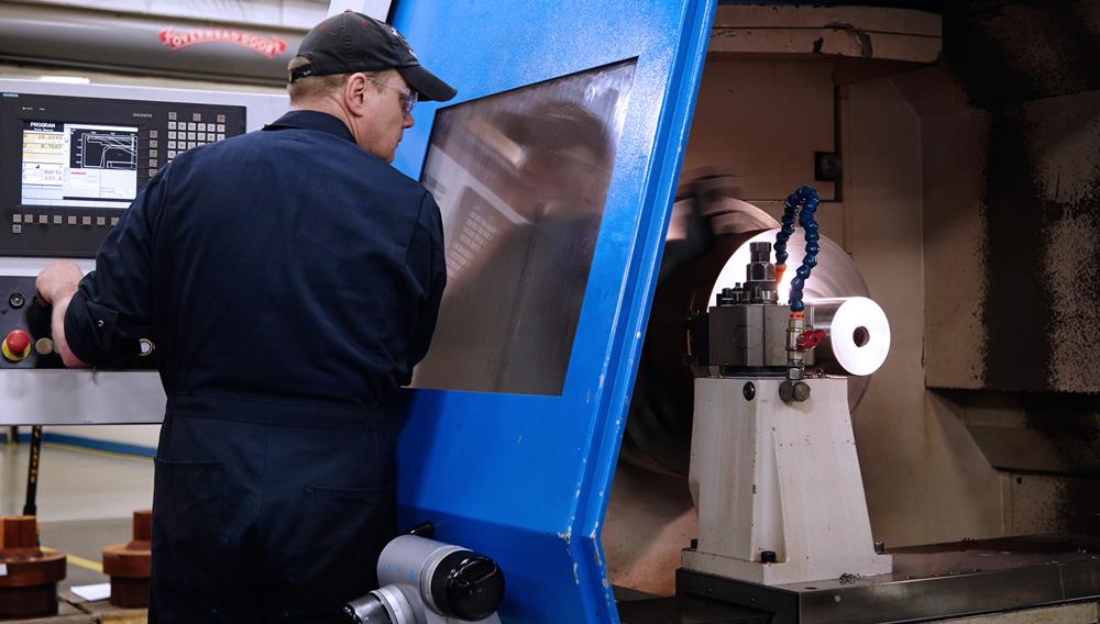 Manual & Automatic CNC